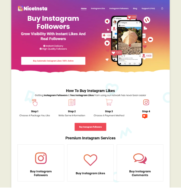 What Makes Niceinsta